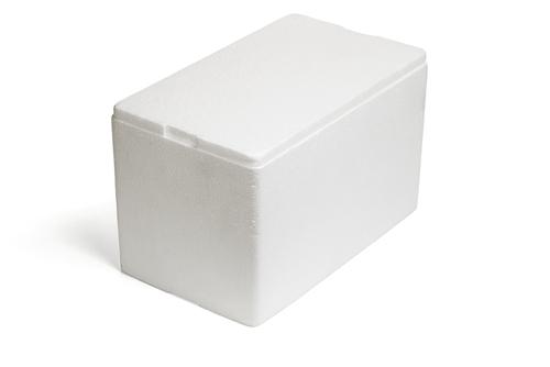 Cajas de porexpan